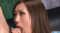 Aika Japan Model Devours Cock In Pov Style