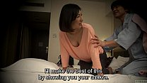 Subtitled Japanese Hotel Massage Oral Sex Nanpa...