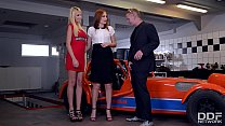 You're the Boss - Threesome with 2 Babes During Gumball 3000 image