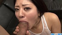 Mind blowing oral sensations with Konatsu Hinata video