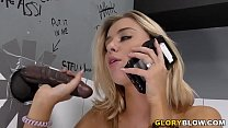Cheating Haley Reed Fucks Black Dick - Gloryhole pornhub video