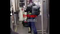 Chicago Artist Lil Durk's BM Caught Cheating On CTA With BBC Riding Long Dick on 63rd Stop