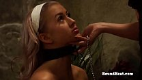 The Submission of Sophie: Slave Proves Her Obedience To Mistress