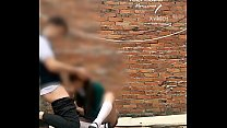 Students FUCKING Behind the Classrooms! She Swallows All the COCK! QUICLY Real Public Sex!! Mexican College Girl! VOL 1
