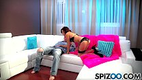 Spizoo - Teen Ariana Marie is punished by a big dick, big booty