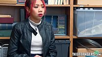 Hot Asian Mom Christy Love Fucks Officer To Bail Out Her Busted Daughter