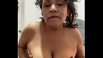 Anna Maria Mature Latina showing it all