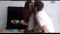 My Best Friend is trying to fuck Neha Secrect camera taking video while while Neha doing Romance - 69VClub.Com