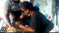 Hot south African BBW hair stylist banged in he... Thumbnail