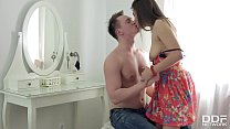 Newcomer Luxury Teen enjoys 1st time Balls Deep...'s Thumb