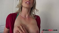 Feel My Tits Son, Yes, Touch Them- Cory Chase