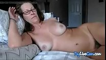 Whore poses naked on private cam at TryLiveCam.com