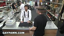 GAY PAWN   Broke Ass Dude With Poor Credit Walk