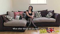 FakeAgentUK Dirty British amateur loves agents ...