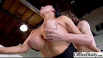 Hardcore Bang In Office With Big Tits Sexy Girl (audrey bitoni) mov-06