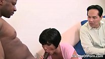 Busty Wife Shay Fox Interracial Sex Therapy Session thumbnail