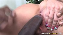 Courtney Taylor Gets Creampied By A BBC - Cucko...