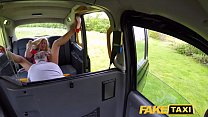 Fake Taxi Mature British Ellens juicy pussy fucked in cab thumbnail