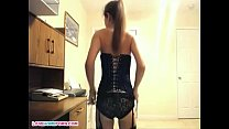 Amazingly hot cam girl whips her big tits out