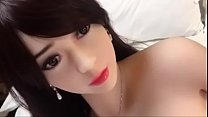 Sexdollie:very Beautiful Japanese Sex Doll Chris 165Cm