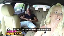 Fake Female Taxi Creampie internal payment for ... Thumbnail