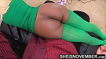 When Mom Is Gone Step Dad Touches My Privates Sometimes & Plays Inside My Butthole, Cute Victimized Ebony Step Daughter Msnovember EbonyPussy & YoungButt Molested, Taboo Family Fauxcest On Sheisnovember