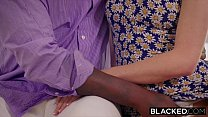 16167 BLACKED My Boyfriend watches me scream with huge black cock preview