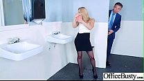 Hard Sex Tape In Office With Big Round Tits Sexy Girl (Rachel RoXXX) video-28