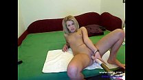 Amatuer Live Cam Sex Machine with Lydia Love - more on horny-cams.net Thumbnail