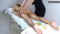 Lika Volosatik sexy hairy massage thumbnail