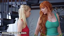Moms Bang Teens - (Lauren Phillips, Chloe Coutu...