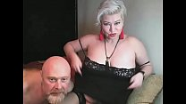Sparkling Russian couple Addams-Family again fervently and happily fucks on camera !!! Very hot!