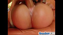 Sperm Swap Two brunettes get that tasty cum fro...