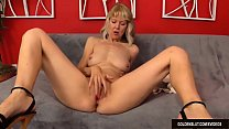 8306 Mature Jamie Foster Fingers Her Pussy Before Receiving a Hard Fucking preview