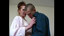 Lana - redhead russian milf with y. guy