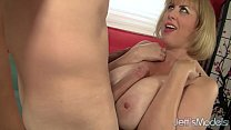Hot and thick big boobed girl fucks and cum in ...