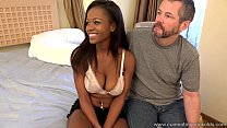 Jezabel Vessir fucks her masseur instead of her...