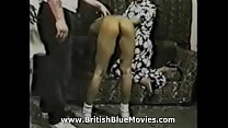 British spanking from the 1980s with solange hop • Jody west anal thumbnail