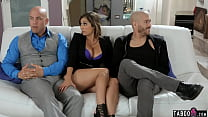 Cheated on wife Reena Sky takes r. on husband with his friend