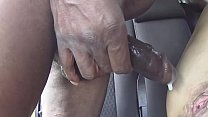 SLUT WIFE GETS FUCKED IN HER CUM FILLED PUSSY ONCE AGAIN