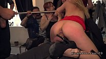 Busty blonde anal dp fucked in public />                             <span class=