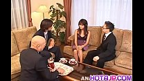 Hot Itsuka Gets Her Hairy Pussy Fingered And Fucked Till Creampie - More At Hotajp Com