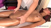 Gets her pussy filled with his hot cum - 9Club.Top