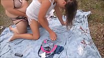 Hot y. Gets Her 1st Anal Sex In Public Taking W...