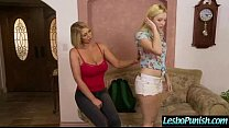 Hard Sex Scene With Wild Nasty Lesbians mov-11