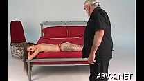 Naked babes roughly playing in bondage xxx non-professional video Thumbnail