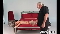 Naked babes roughly playing in bondage xxx non-professional video - download porn videos