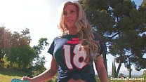 Samantha Saint Football Fun thumb