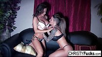 Christy Mack And Capri Explore Each Others Bodies - 9Club.Top