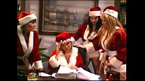 XXX - The Tits That Saved XXXMas CD1 (Ava Devine, Kiki Daire, Rebecca Love, Chloe Dior)'s Thumb